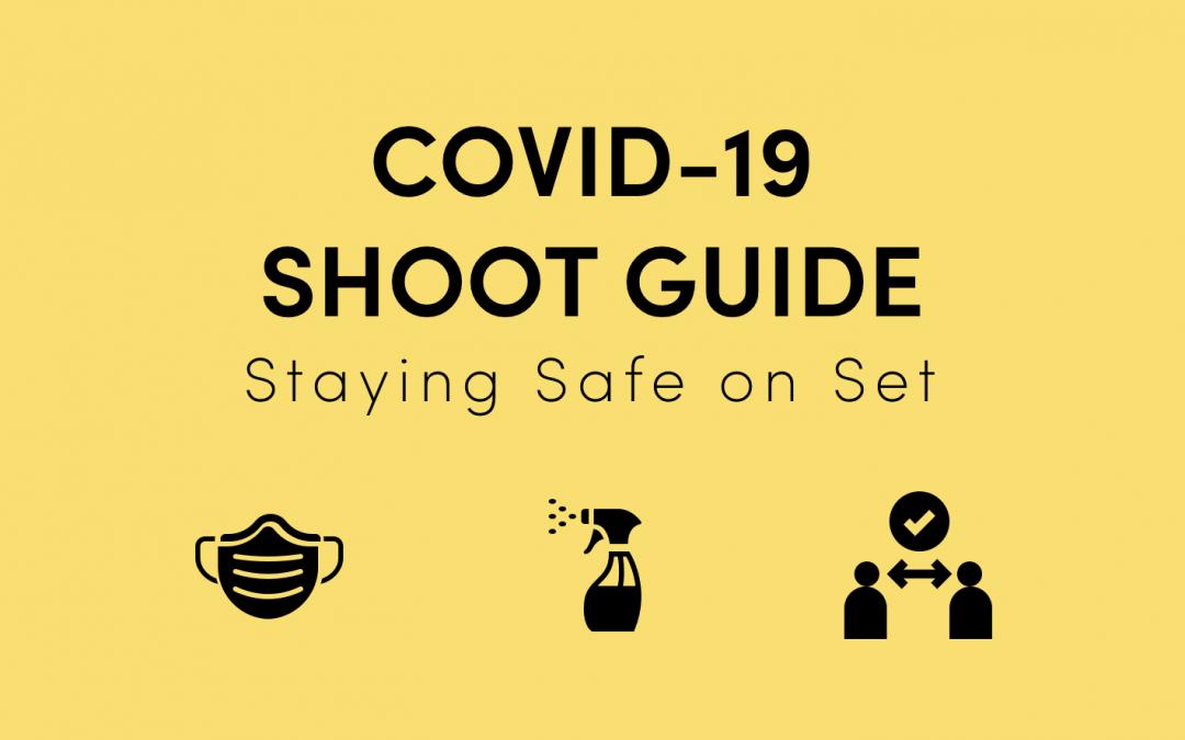 COVID-19: Safety on set