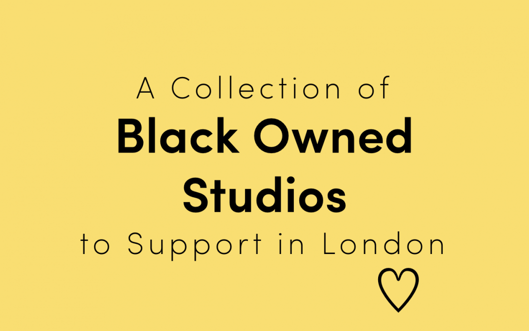 Black-owned photo & film locations in London